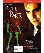 BODY PARTS  Jeff Fahey  Lindsay Duncan   Horror  Thriller  ALL REGION DVD - $8.45