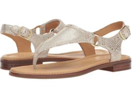 Sperry Top-Sider Women's Abbey Platinum Sandal SIZE 9 M - $30.39