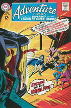 Adventure Comics #365 FN; DC | save on shipping - details inside - $41.99