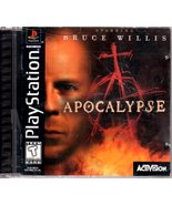 PlayStation -  APOCALYPSE  - Staring Bruce Willis - $19.95
