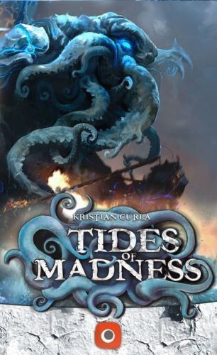 Tides of Madness Board Game [New]  Portal Games