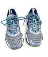Women's Mizuno Wave Enigma 6 Blue Gray Running Shoes Sneakers Size 8.5 - $19.79