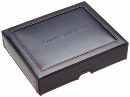 Tommy Hilfiger Men's Premium Leather Credit Card ID Wallet Billfold 31TL22X062 image 2