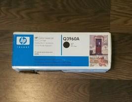 Genuine HP Black Toner Cartridge Q3960A  LaserJet 2550LN 2550 2800 2820 - $24.74