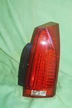 08-13 Cadillac CTS 4 door Sedan LED Rear Tail Light Lamp Passngr Right Side - RH