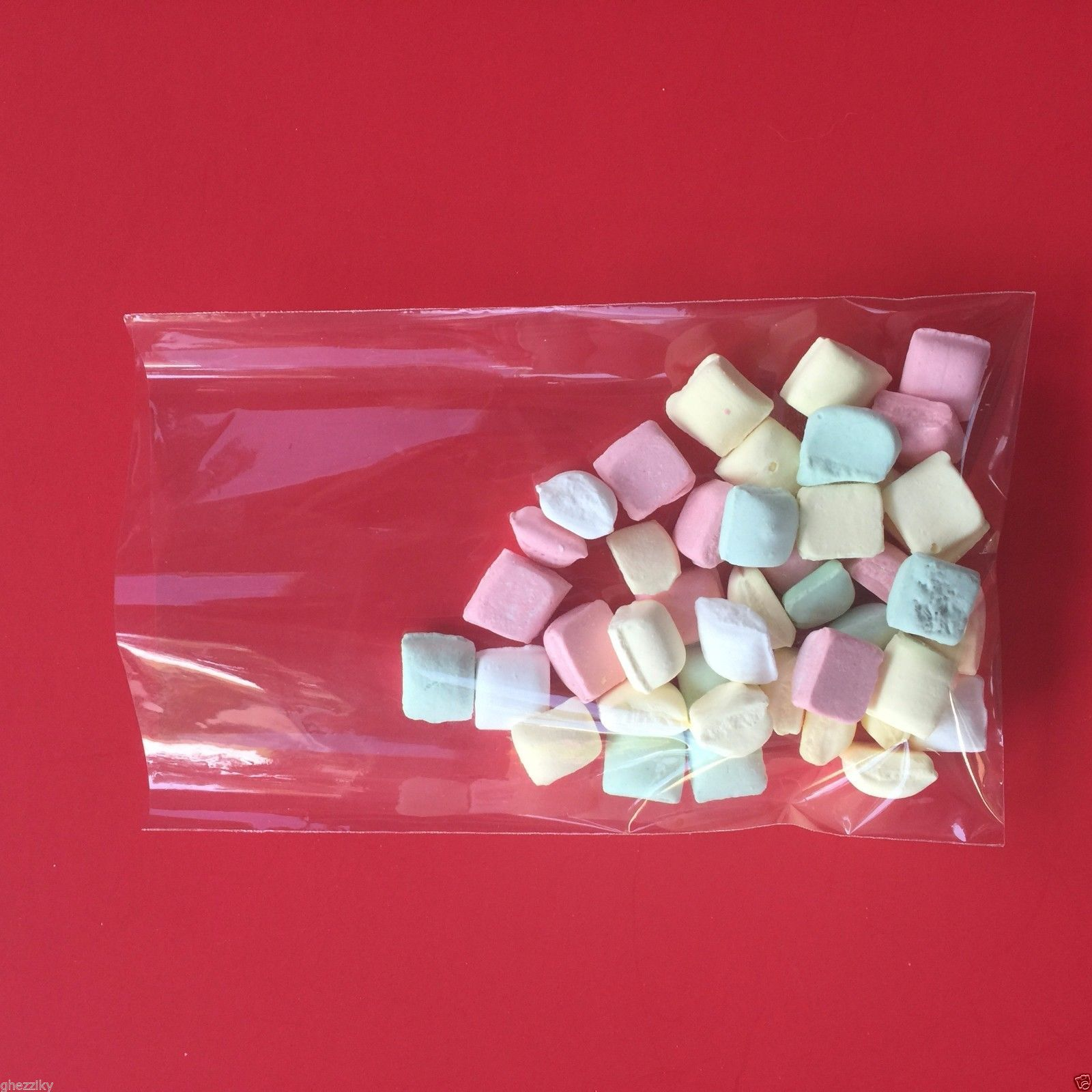 100 5x8 Cello Clear Bakery Candy Cookie and 50 similar items