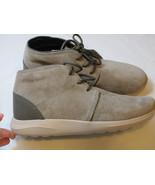 Crocs Kinsale Chukka Mushroom Cobblestone leather standard fit M 10 mens... - $46.27