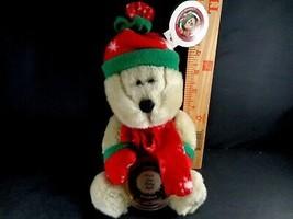 Starbucks Bearista Bear Photo Snow Globe Ed #23 2002 Stuffed Animal Toy - $20.88