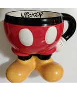 Disney Parks Coffee Mug Cup Best of Mickey Mouse Icon Body Signature  - $17.50