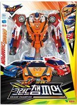 Tobot V Grand Champion Transformation Action Figure image 4