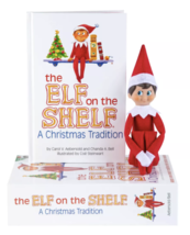 The Elf on the Shelf - a Christmas Tradition : Boy Light by Chanda Bell and Caro image 3