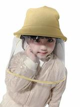 AOTTIC Full Protective Cotton Hat Cover Sun Hat Dust Proof Suitable for Kids Hea