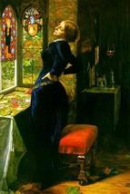 Marianna in the Moated Grange by John Everett Millais - Art Print - $19.99+