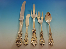 Francis I Old by Reed & Barton Sterling Silver Flatware Set 12 Service 67 Pcs Dn - $4,995.00
