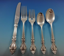 Malvern by Lunt Sterling Silver Flatware Set For 8 Service 45 Pieces - $3,295.00