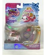 Shopkins Cutie Cars Princess Cutie Crown NEW Color Change Fantasy  - $6.79
