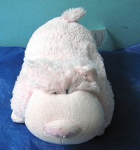 Pillow Pets Pee Wees Wiggly Pig Plush - $18.00