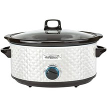 Brentwood Appliances SC-157W 7-Quart Slow Cooker (Pearl White) - $58.86