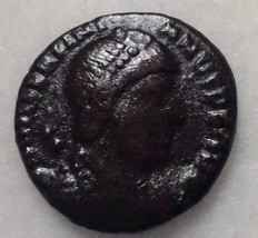 Roman coin ancient No 67 victory Free Shipping Imperial - $9.99