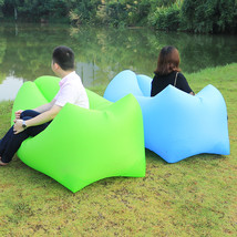 2018 Trend Outdoor Products Fast Infaltable Air Sofa Bed Good Quality Sleeping B - $28.50