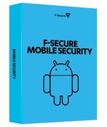 F-Secure Mobile Security 2019 1 User 1 Year Download - $30.00