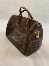 Genuine LOUIS VUITTON Perforated limited edition Women's Bag speedy 30 - $650.00
