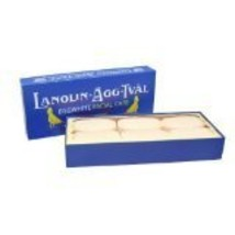 Lanolin-Agg-Tval Swedish Eggwhite Soap - 1 Box of 6 - 50g bars - $24.83