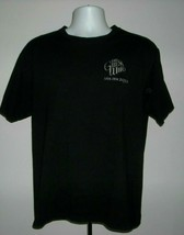 The Guess Who Local Crew 2013 T Shirt Mens Large Black 50/50 - $21.73