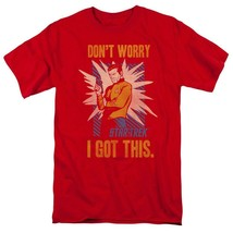 Star Trek t-shirt Don't worry I got this classic TV graphic tee CBS1379 image 1
