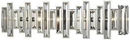 """Elk Lighting 33012/5 Vanity-Lighting-fixtures 8 x 30 x 4"""" Chrome - $426.00"""