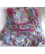 "Disney Store Micky &  Minnie Mouse 12"" Sm Child's Backpack Free Shipping... - $15.85"