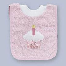 Pullover Bib My 1st Birthday - $12.00