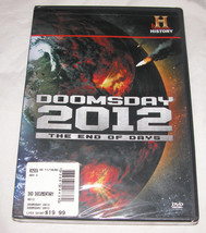 Doomsday 2012 DVD, 2009, The End of Days, Educational, Free Shipping U.S.A. - $11.85