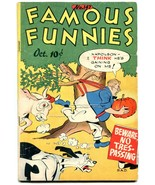 FAMOUS FUNNIES #147 1946- Buck Rogers- Golden Age VG - $44.14