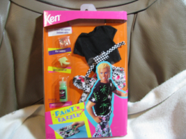 Paint n Dazzle Ken Fashions. New. 1993. Mattel. Ages 6+. - $39.00