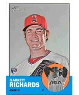 2012 Topps Heritage High Number #H590 Garrett Richards NM-MT (RC - Rooki... - $4.23