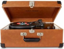 Crosley CR6249-TA Portable Suitcase Keepsake USB Turntable Record Player... - £102.24 GBP