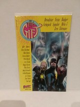 THE GIFT: HOLIDAY COMIC BOOK SPECIAL + THE DRAFT COMIC BOOK - FREE SHIPPING - $18.70