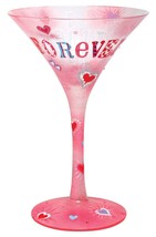 Martini Glass, I Believe In Forever, Lolita Valentine 2012 * My Holiday - $14.84