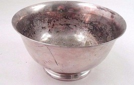 VTG Webster Wilcox International Silverplated Pedestal Serving Decorativ... - $8.86