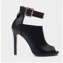 Zapatos de Mujer Tacón Alto De Moda Lether 2018 - $52.99