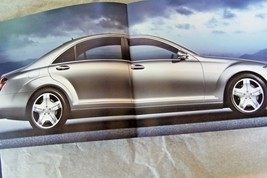 2008 mercedes s63 amg s600 s550 owners sales brochure w220 s class original new - $24.74