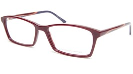 NEW PRODESIGN DENMARK 1725 c.3832 BURGUNDY EYEGLASSES FRAME 53-16-140 B3... - $78.20