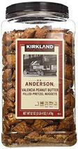 Kirkland Signature Peanut Butter Filled Pretzel Nuggets - 55 oz - SET OF 3 - $56.63