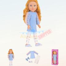 Glitter Girls by Battat - Poppy 14 inch  Non Poseable Fashion Doll - Dol... - $21.81