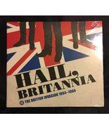 Hail, Britannia The British Invasion 1964-69 CD - $4.00