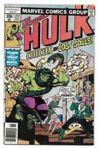 Bronze Age 1977 The Incredible Hulk Comic 217 from Marvel Comics Ringmas... - $4.95