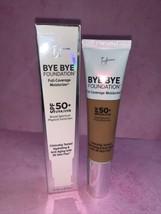 Bye Bye Foundation IT Cosmetics Full Coverage Moisturizer makeup RICH  7/2020 - $24.74
