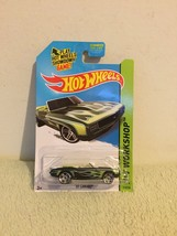 New Hot Wheels 2013 69' Camaro - $5.93