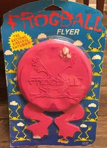 FrogBall Flyer The Awesome Airborne Amphibian Vintage Toy NEW - $28.04